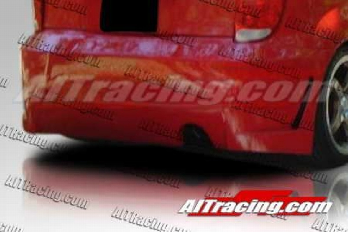 AIT ZEN/Buddyclub2 Heckschürze Toyota Celica T23
