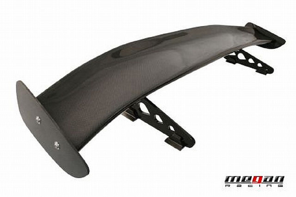 Megan Racing Universal Carbon Heckspoiler MR55