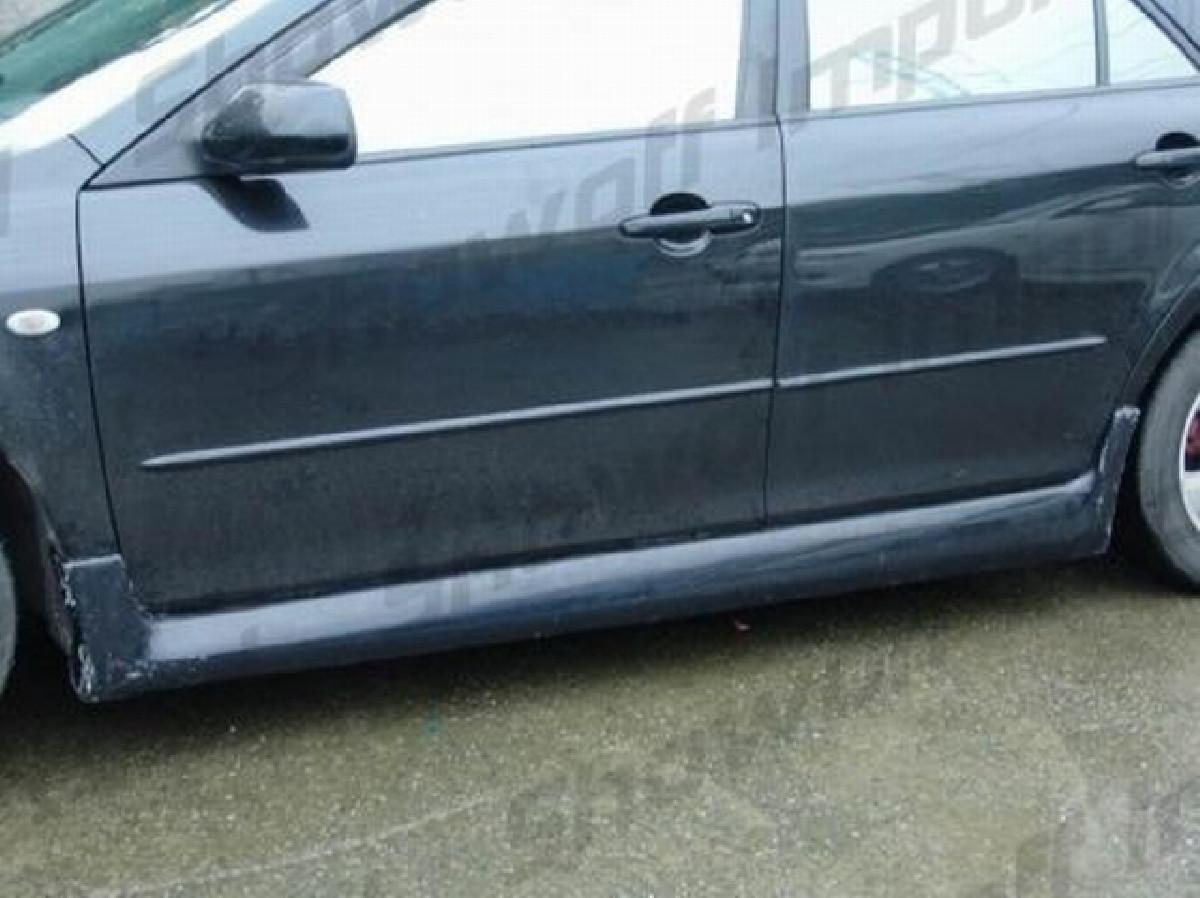 Seitenschweller Mazda 6 Bj. 02-07 aus ABS