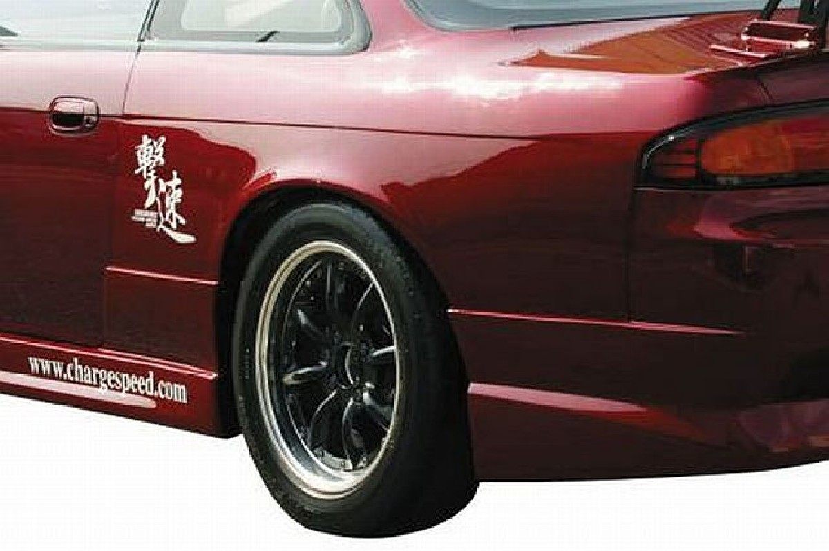 Chargespeed Kotflügel Nissan Silvia S14 (94-99)