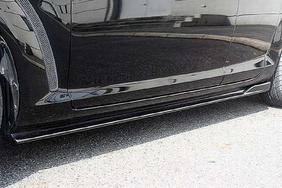 Chargespeed BottomLine Seitenschweller Mazda RX8 03-09