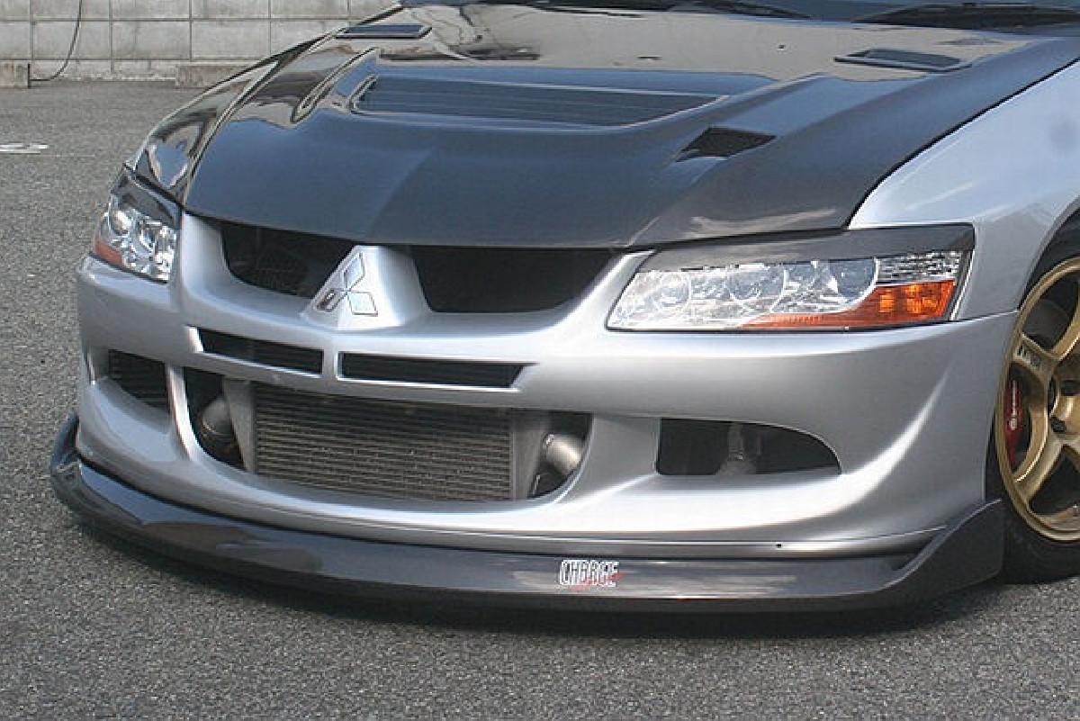 BottomLine Chargespeed Frontlippe Mitsubishi Lancer EVO 8