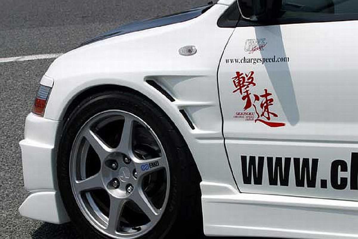 Chargespeed Kotflügel Mitsubishi Lancer EVO 7/8/9