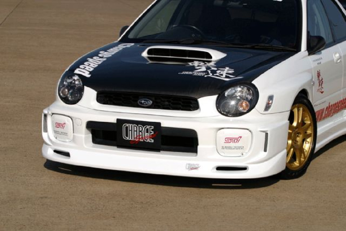 Chargespeed Frontlippe Subaru Impreza GDA/B 00-03