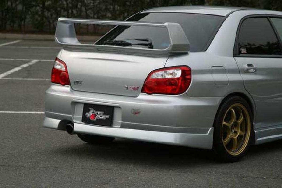 Chargespeed Heckansatz Subaru Impreza GDC/D 04-05
