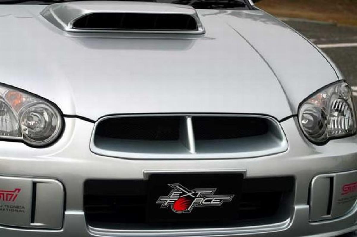 Chargespeed Frontgrill Subaru Impreza GDC/D/E 04-05