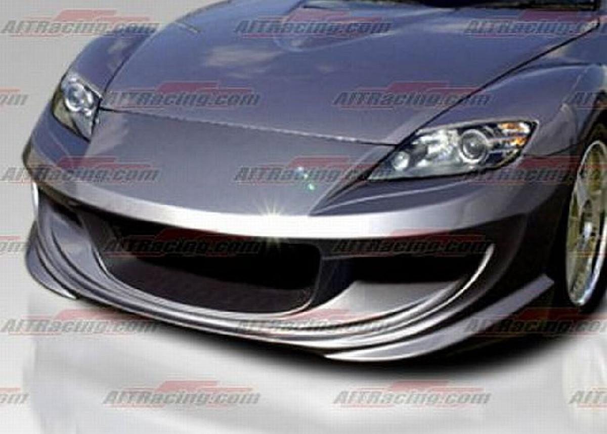 AIT Racing ABFLUG Frontstoßstange Mazda RX8 03-08