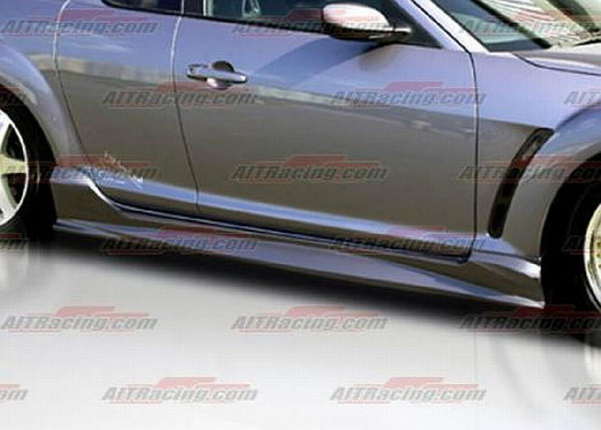 AIT Racing ABFLUG Seitenschweller Mazda RX8 03-08
