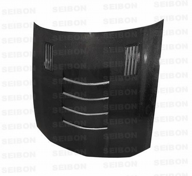 Seibon Carbon Motorhaube Ford Mustang 05-08 SSII