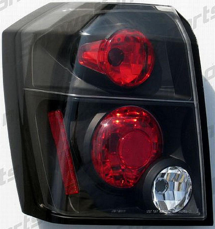 Rückleuchten Dodge Caliber Schwarz