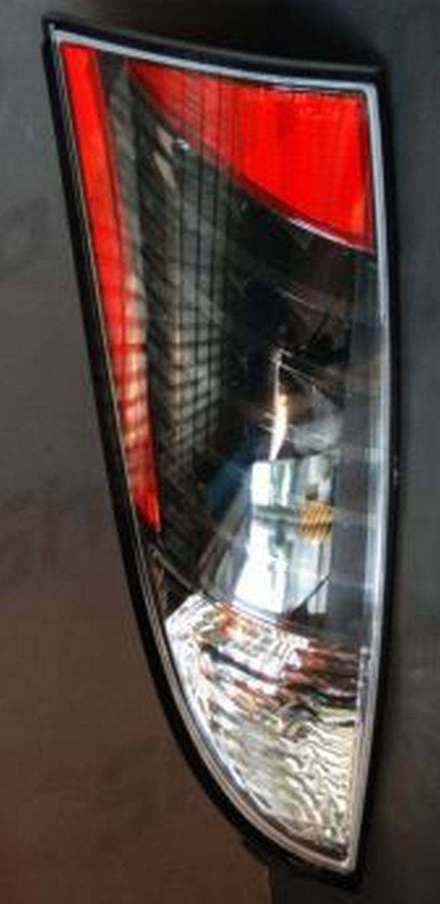 LED Rückleuchten Ford Focus I 98-04 Schwarz