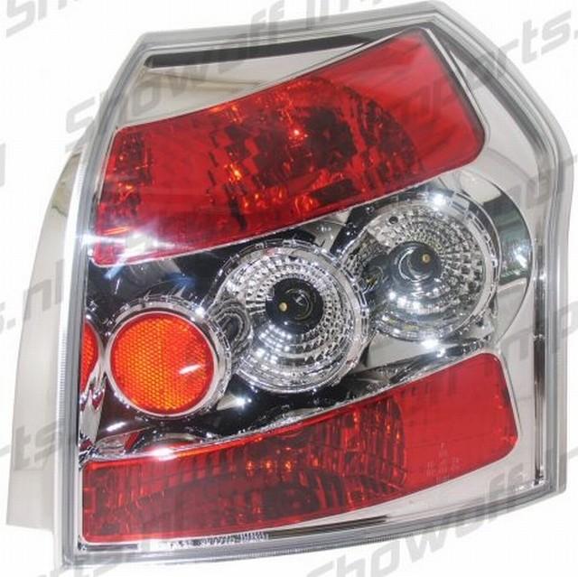 Rückleuchten Toyota Corolla E12 HB 01- Chrome V1
