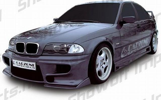 Estrada Seitenschweller BMW 3er E46 Limo