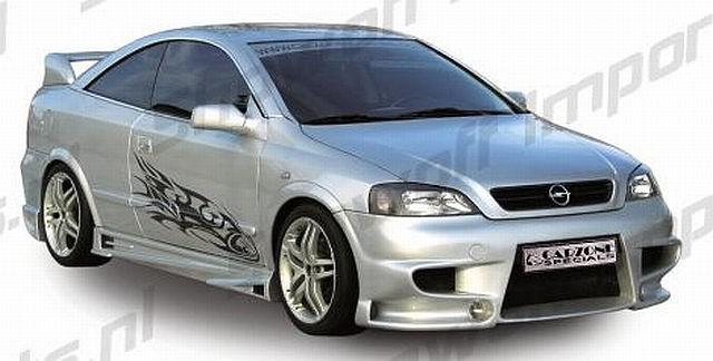 Estrada Frontstoßstange Opel Astra G Coupe