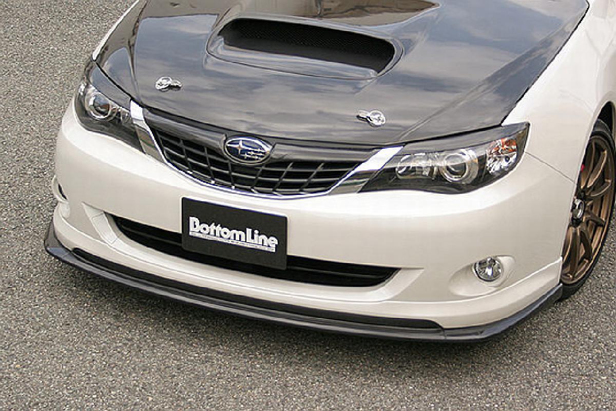 Chargespeed BottomLine Frontlippe Subaru Impreza GH8 A/B ab 08