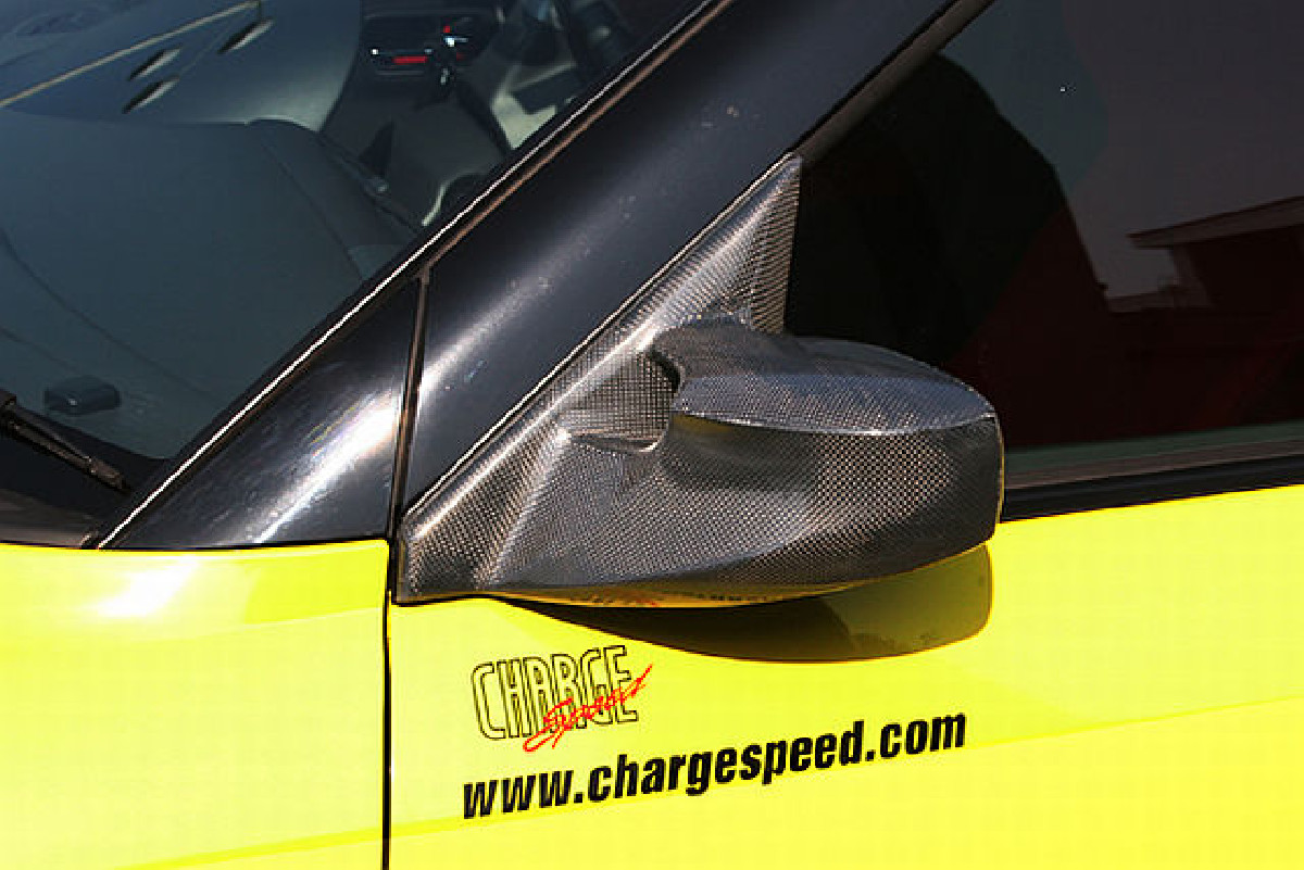 Chargespeed Seitenspiegel Suzuki Swift II 05-10