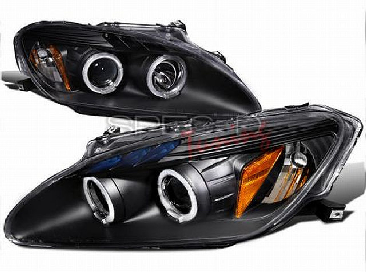Angel Eyes Scheinwerfer Honda S2000 AP1 (99-03) Schwarz