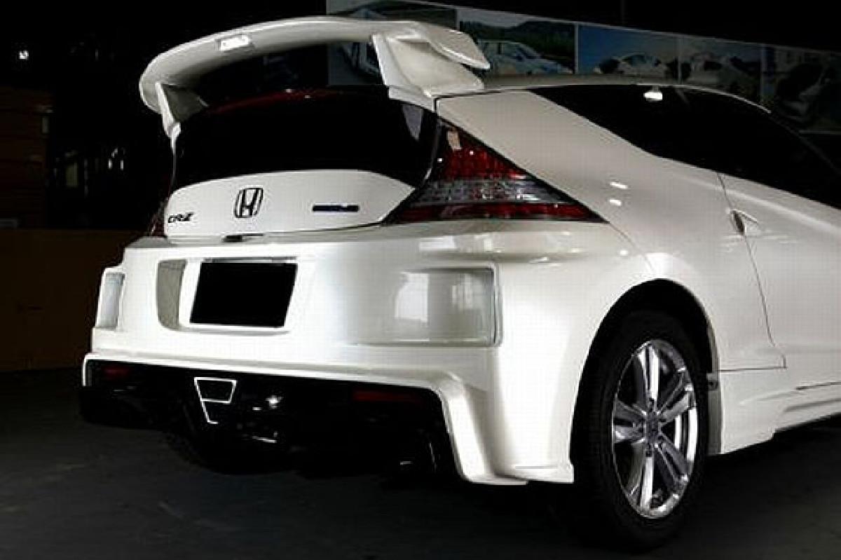 ABS Heckspoiler Honda CRZ