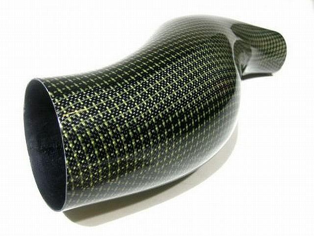 Carbontrenz Kevlar Whale Penis Intake Honda CRX Del Sol