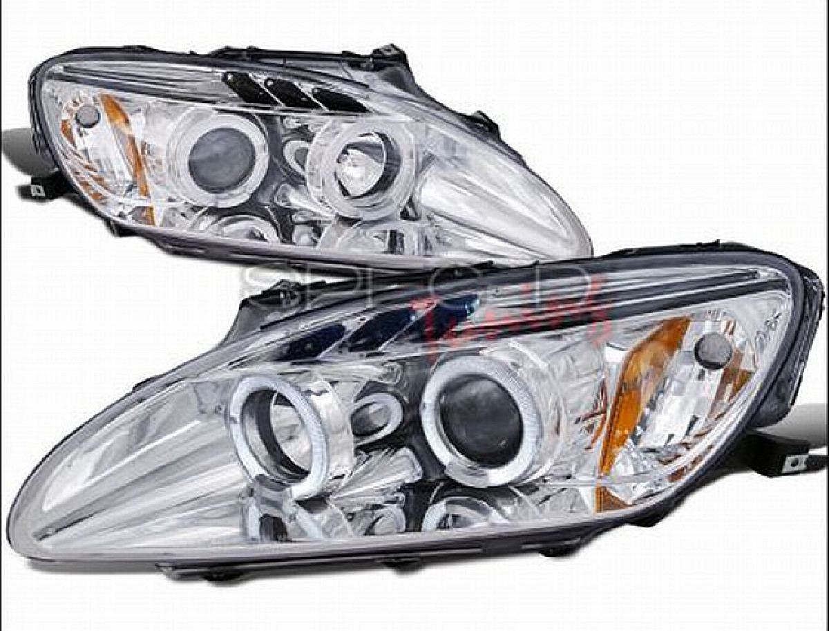 Angel Eyes Scheinwerfer Honda S2000 AP2 04-09 Klar