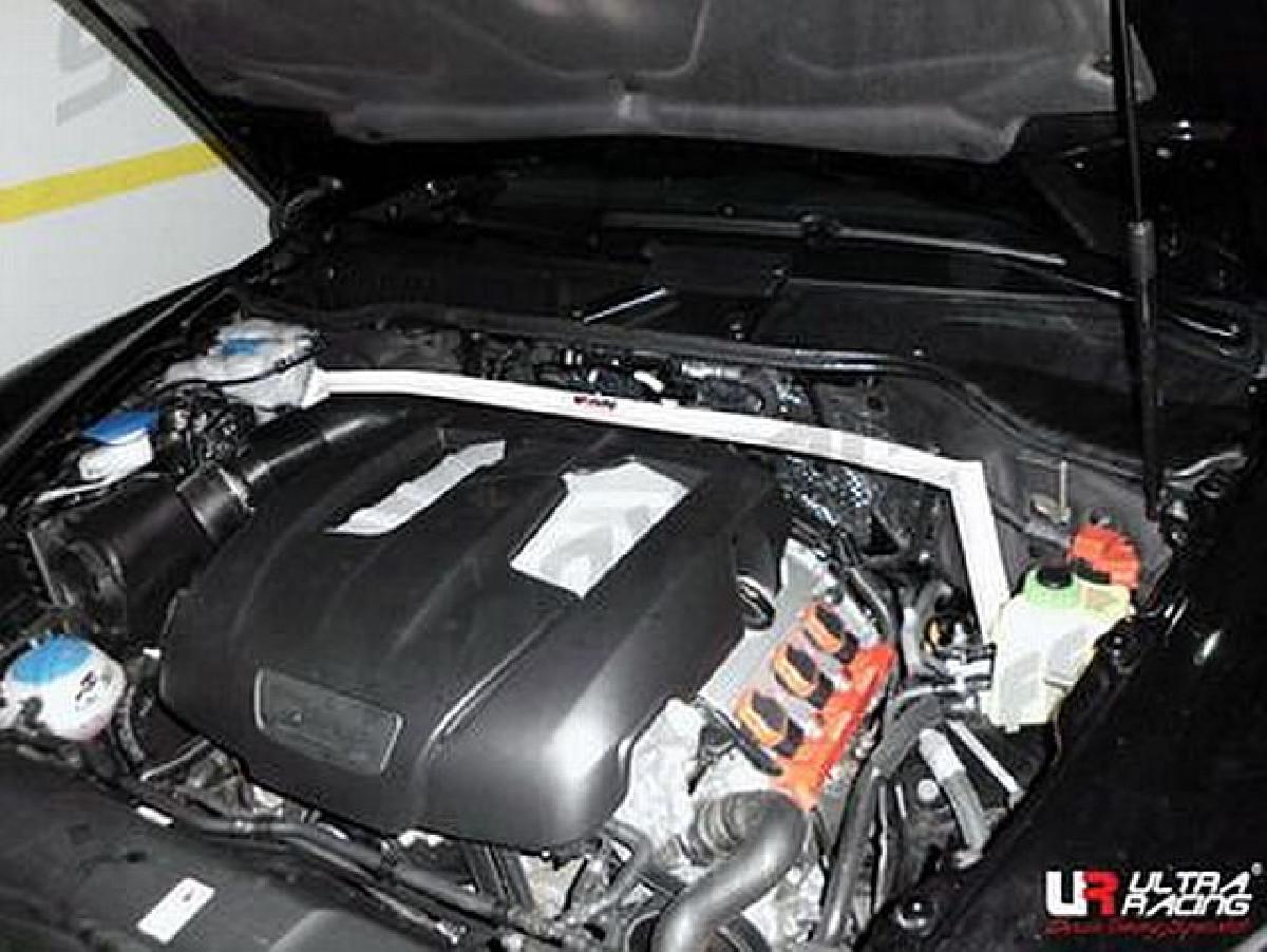 UltraRacing Domstrebe Porsche Cayenne 958 10- 3.0 V6