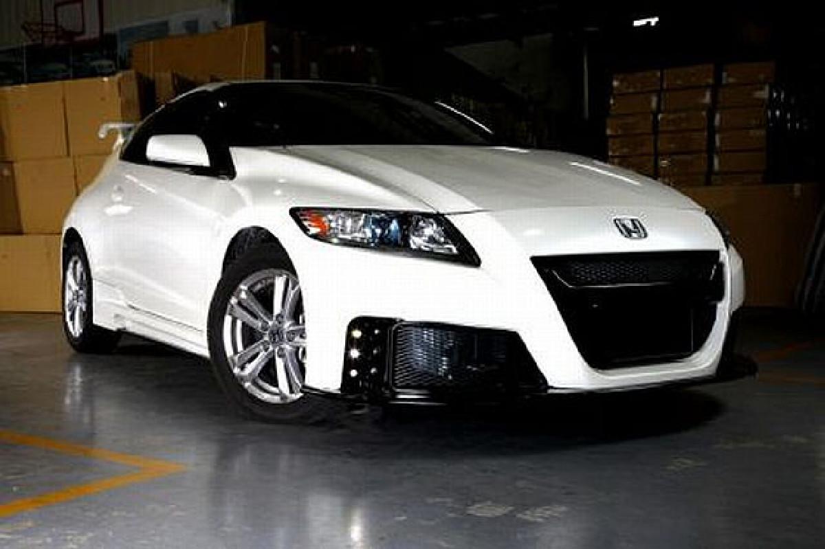 Mugen RR Style ABS Frontstoßstange Honda CRZ, inkl. LED Tagfahrlicht