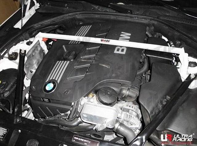 UltraRacing 2Point Domstrebe BMW 5er F10 525/528 ab 10