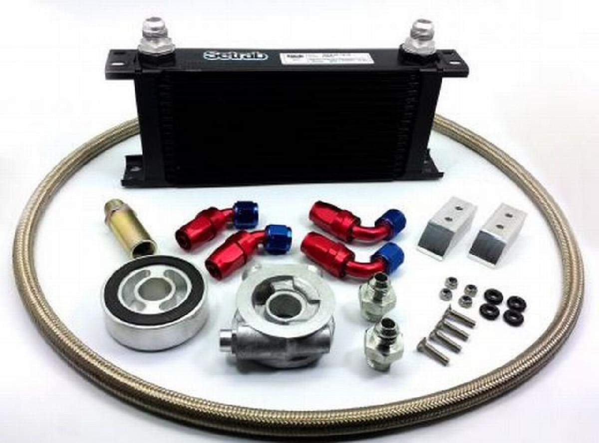 HEL / Setrab 13 Row Ölkühler Kit Toyota GT86
