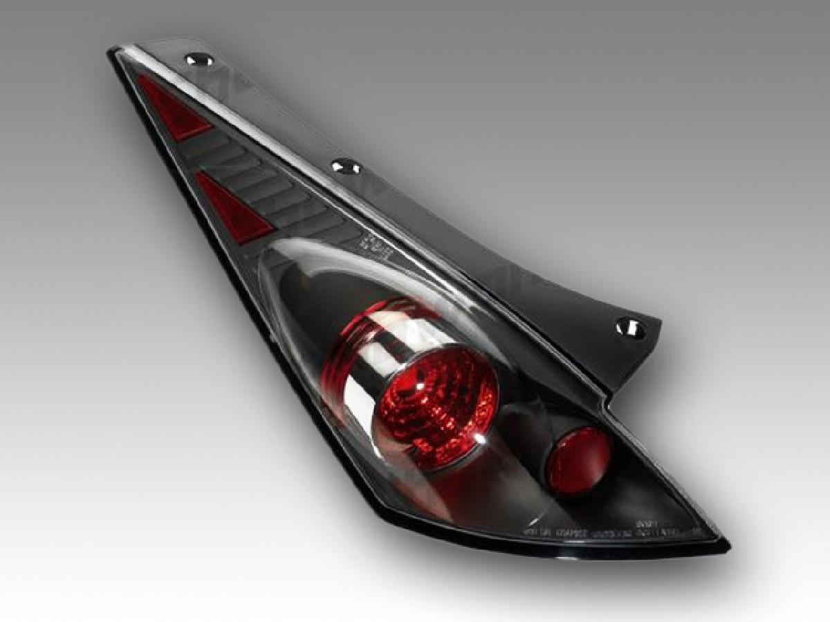 JDM Style Rückleuchten Nissan 350Z Schwarz