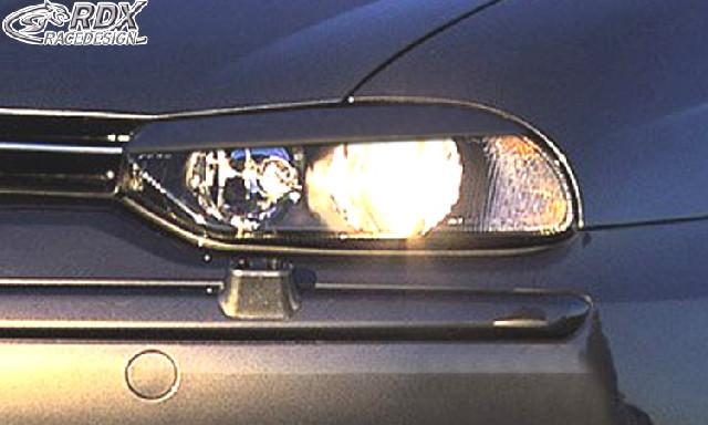 Scheinwerferblenden Alfa 156 Böser Blick