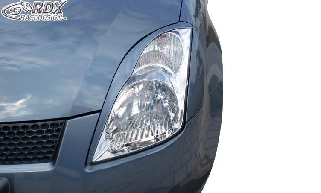 Scheinwerferblenden Suzuki Swift MZ/EZ 2005-2010 Böser Blick