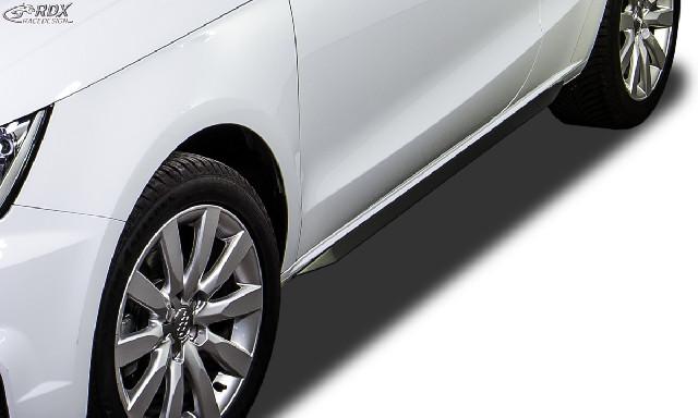 Seitenschweller für AUDI A1 8X & A1 8XA Sportback Slim
