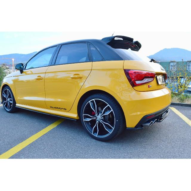 Seitenschweller Ansatz Cup Leisten passend für Audi S1 8X