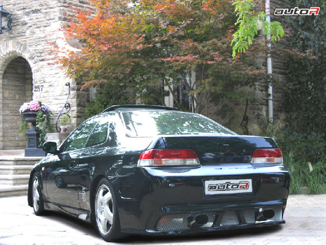 Seitenschwellersatz Honda Prelude ab 97