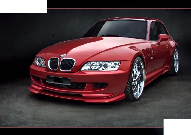 Frontstoßstange BMW Z3 look