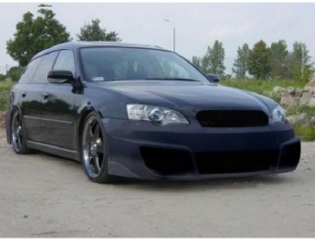 Subaru Legacy MK4 Vortex Frontstossstange