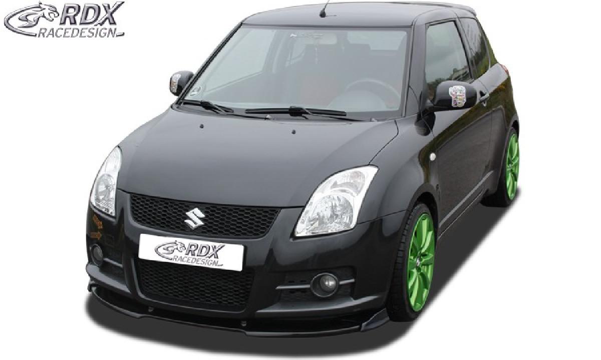 Frontspoiler VARIO-X SUZUKI Swift 2005-2010 Sport Frontlippe Front Ansatz Vorne Spoilerlippe