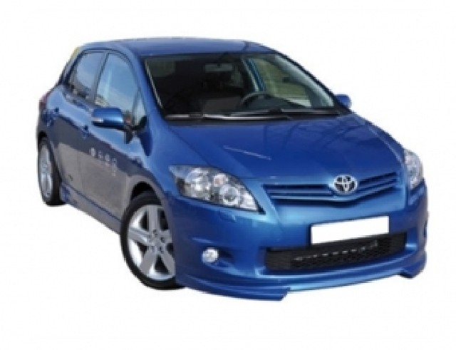 Toyota Auris CX Body Kit Facelift