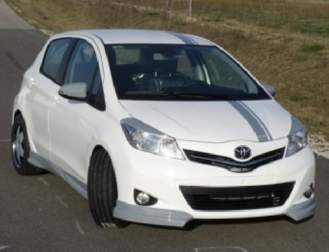Toyota Yaris MK3 Crono Body Kit