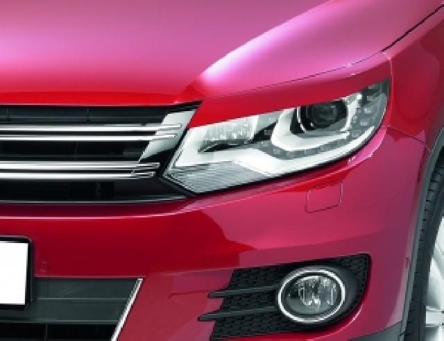 VW Tiguan CX Scheinwerferblenden