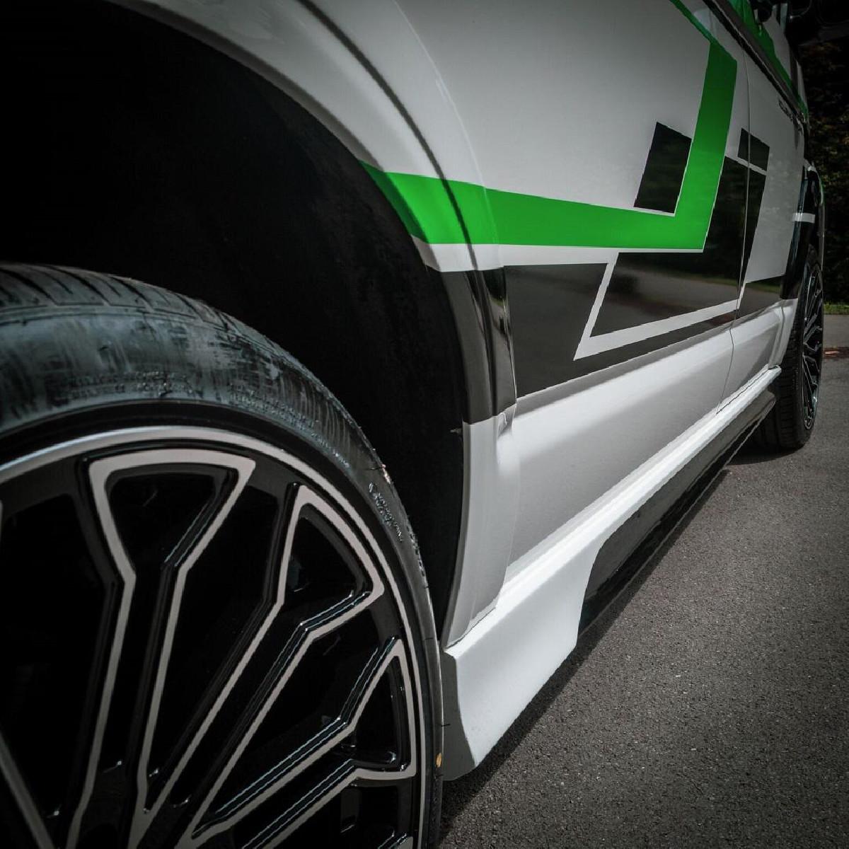 Seitenschweller VW T6 Transporter und Multivan ab 2016