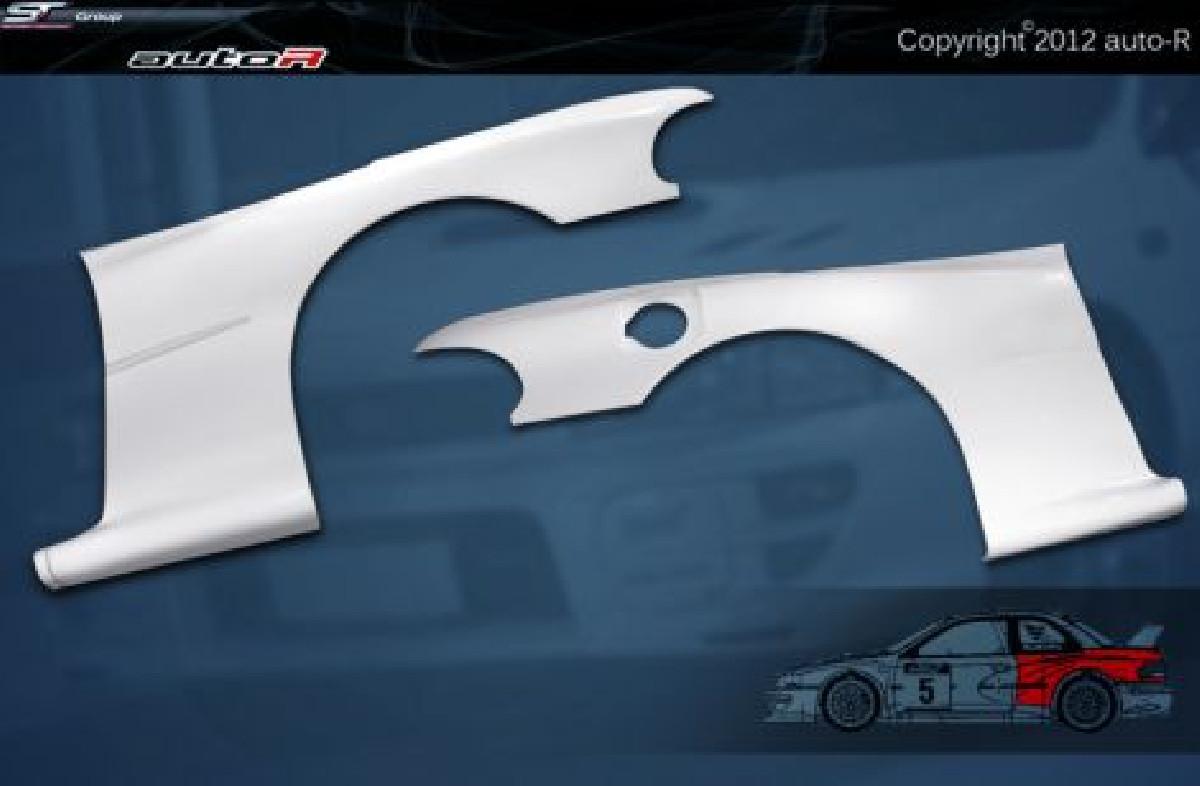Subaru Impreza 93-00 22B WRC Rear Wheel Arches