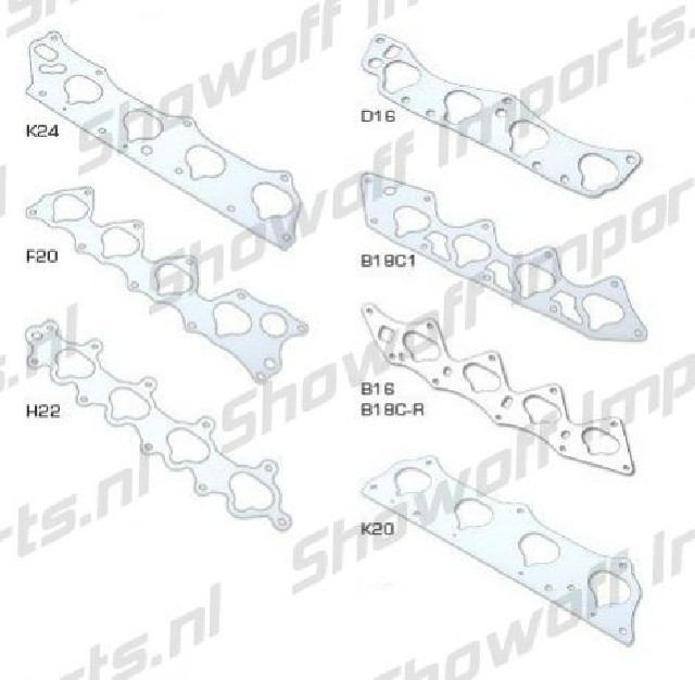 Honda Civic/Accord K24 Thermal Shield Gasket PWJDM