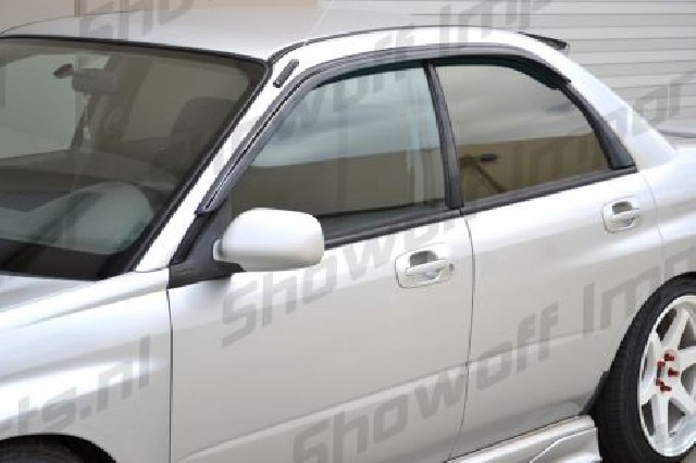 Subaru Impreza WRX/STI 01-07 Window Side Visors L+R