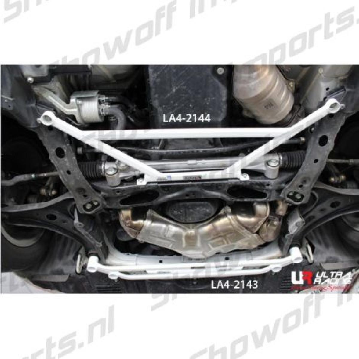 Subaru BRZ  Ultra-R 4P Front Lower H-Brace 2144
