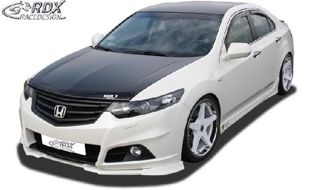 Frontspoiler VARIO-X HONDA Accord CU2 CW2 (für Modulo- bzw. Sportstoßstange) Frontlippe Front Ansatz Vorne Spoilerlippe