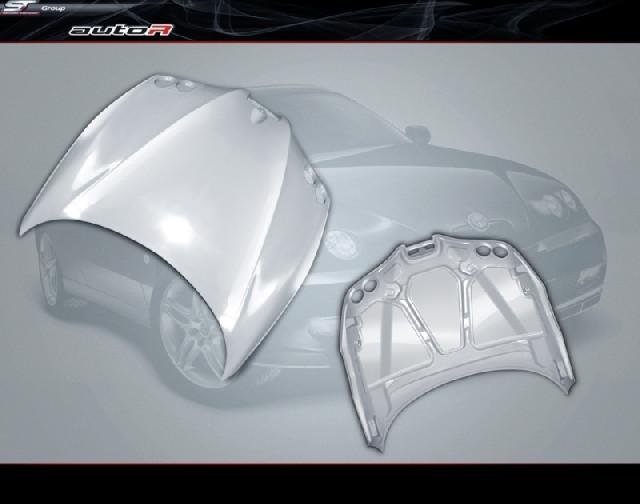 Alfa Romeo GTV II hood