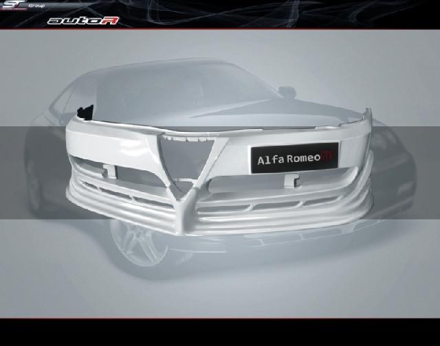 Alfa Romeo GTV II Frontbumper
