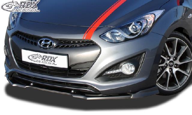 Frontspoiler VARIO-X HYUNDAI i30 Coupe 2013+ Frontlippe Front Ansatz Vorne Spoilerlippe