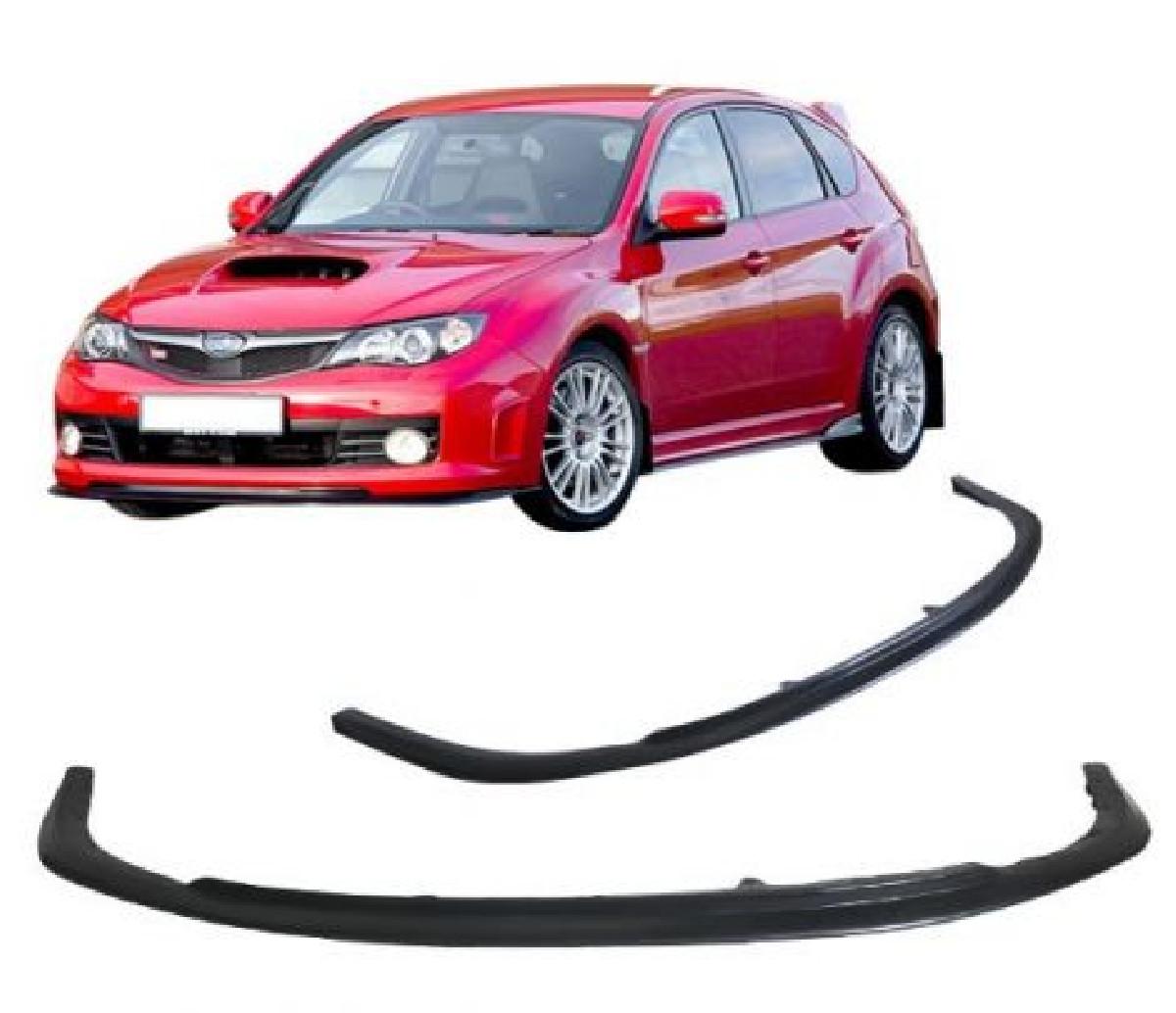 Subaru Impreza 11-14 Chargespeed Style PU Front Bumperlip